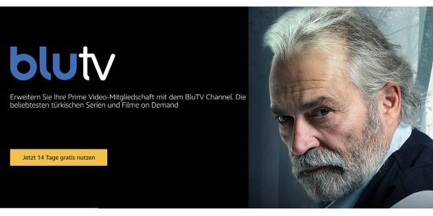 BluTV: Türkische Filme und türkische Serien als neuer Prime Video Channel buchbar