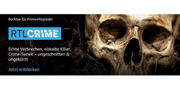 RTL Crime bei Amazon: Neuen Prime Video Channel jetzt 14 Tage gratis testen