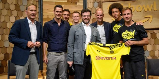 Inside Borussia Dortmund: Doku rund um den BVB startet am 16. August bei Prime Video