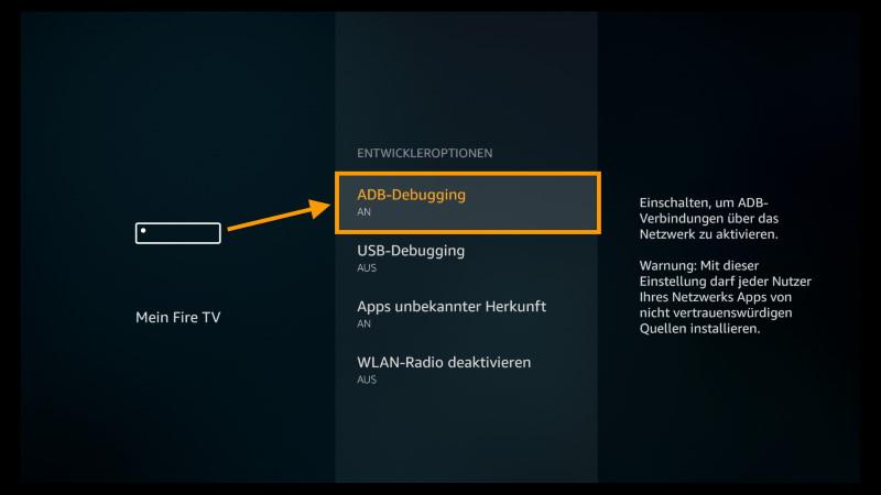 Auf Fire TV und Fire TV Stick Vavoo installieren - so funktioniert's