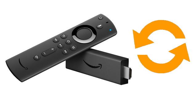 Fire OS 6.2.6.5: Kleines Update für den Fire TV Stick 4K