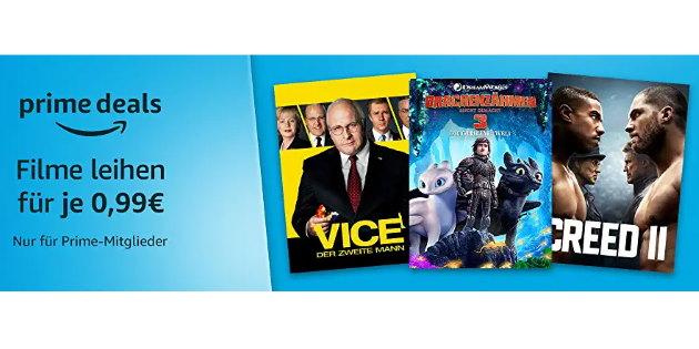Prime Deals: Diese 12 Filme gibt es gerade für jeweils 0,99 €
