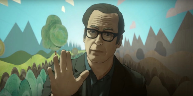 Undone: Animationsserie für Erwachsenestartet bei Amazon Prime Video