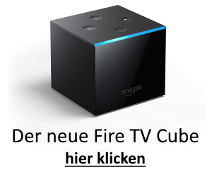 Fire TV Cube Sidebar