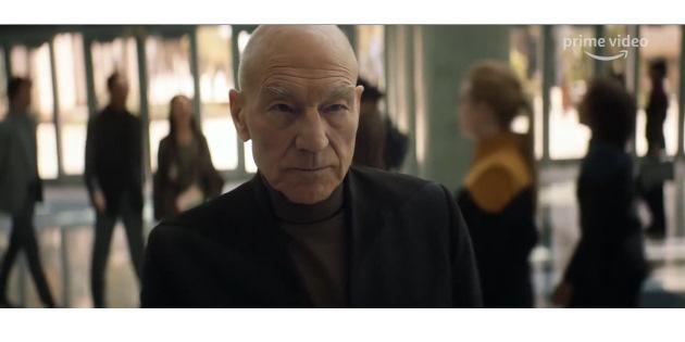 Star Trek: Picard - Starttermin und ein neuer Trailer veröffentlicht