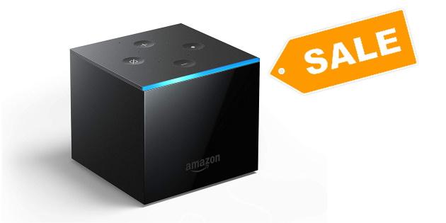 Endlich ein Deal! Amazon reduziert den neuen Fire TV Cube