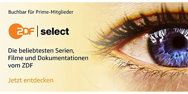 Amazon Prime Video Channels: ZDF select verfügbar – jetzt 14 Tage gratis nutzen