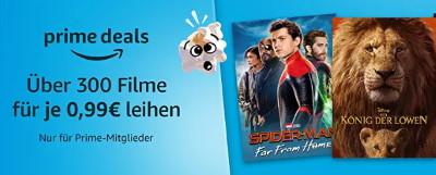 Amazon Popcorn-Woche 2020: Satte Rabatte auf Filme und Serien bei Prime Video sowie Blu-rays und DVDs