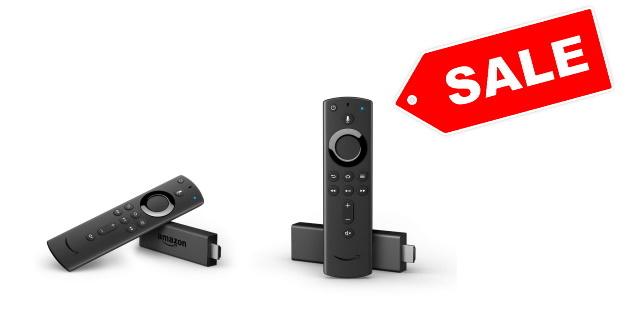 Amazon reduziert den Fire TV Stick 4K und den Fire TV Stick radikal