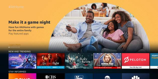 #AtHome: Amazon bringt kostenlose Inhalte auf den Fire TV Stick und das Fire TV