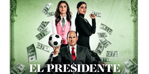 "El Presidente: Serie rund um ""FIFA-Gate"" startet am 05. Juni 2020 bei Amazon Prime Video"