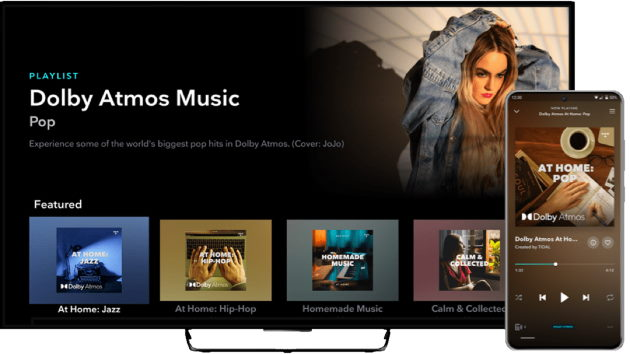 TIDAL steamt Dolby-Atmos-Music auf den Amazon Fire TV Stick