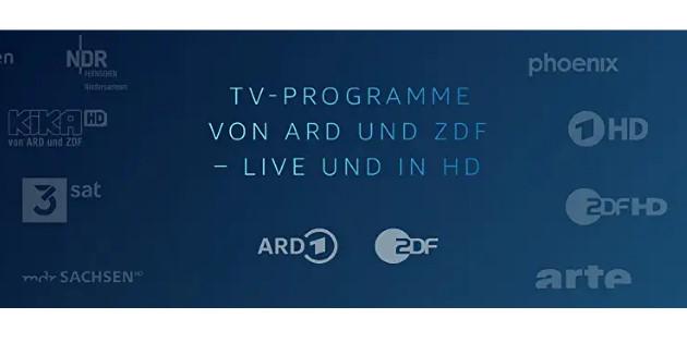 Amazon Prime Video bringt ab sofort Live TV in HD-Qualität ins Wohnzimmer