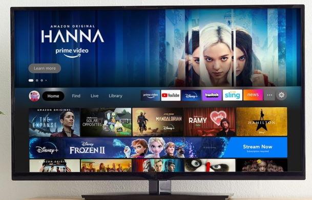 Amazon Fire TV bekommt eine neue Oberfläche und endlich richtige Profile