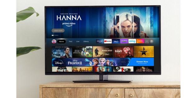 Im Video: Die neue Fire-TV-Oberfläche in Aktion