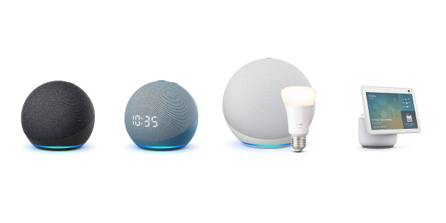 Völlig neues Design: Amazon präsentiert neue Echo-Lautsprecher