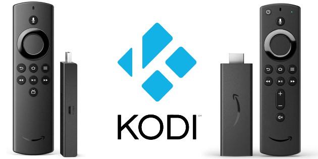 Fire TV Stick Lite und Fire TV Stick 3: Kodi und andere Sideload-Apps sind kein Problem
