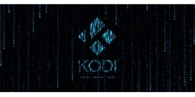 """Kodi 19 """"Matrix"""": Die erste Beta ist da!"""