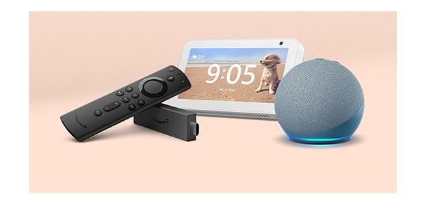 Amazon: Fire TV Cube, Fire TV Sticks und viele weitere Geräte reduziert