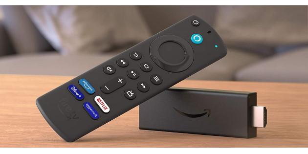 Amazon Fire TV Stick ab sofort mit neuer Fernbedienung